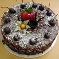 OC0153-Chocolate Topper Cake