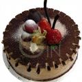 OC0156-Chocolate Truffle Cake