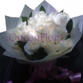 QF0854-roses hand bouquet flowers