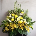 QF1001-funeral flowers stand