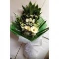 QF1009-coffin bouquet