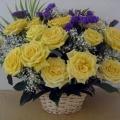 QF1138-Roses Basket