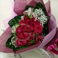 QF1172-roses bouquet