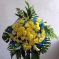 QFFS47-funeral flower wreath