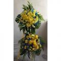 QFFS48-funeral flower wreath