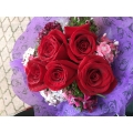 QF1144-Roses Bouquet